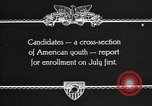 Image of United States Military Academy West Point New York USA, 1931, second 7 stock footage video 65675062451