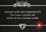 Image of United States Military Academy West Point New York USA, 1931, second 5 stock footage video 65675062455