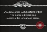 Image of United States Military Academy West Point New York USA, 1931, second 11 stock footage video 65675062455