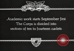 Image of United States Military Academy West Point New York USA, 1931, second 14 stock footage video 65675062455
