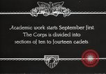 Image of United States Military Academy West Point New York USA, 1931, second 16 stock footage video 65675062455