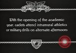 Image of United States Military Academy West Point New York USA, 1931, second 7 stock footage video 65675062456