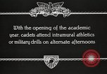 Image of United States Military Academy West Point New York USA, 1931, second 12 stock footage video 65675062456