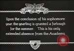 Image of United States Military Academy West Point New York USA, 1931, second 15 stock footage video 65675062466