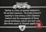 Image of West Point cadets Virginia United States USA, 1931, second 6 stock footage video 65675062471