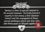 Image of West Point cadets Virginia United States USA, 1931, second 14 stock footage video 65675062471