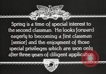 Image of West Point cadets Virginia United States USA, 1931, second 17 stock footage video 65675062471