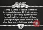 Image of West Point cadets Virginia United States USA, 1931, second 19 stock footage video 65675062471