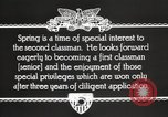 Image of West Point cadets Virginia United States USA, 1931, second 20 stock footage video 65675062471