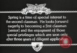 Image of West Point cadets Virginia United States USA, 1931, second 21 stock footage video 65675062471