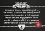 Image of West Point cadets Virginia United States USA, 1931, second 22 stock footage video 65675062471