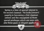 Image of West Point cadets Virginia United States USA, 1931, second 25 stock footage video 65675062471