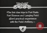 Image of West Point cadets Virginia United States USA, 1931, second 30 stock footage video 65675062471