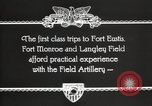 Image of West Point cadets Virginia United States USA, 1931, second 32 stock footage video 65675062471