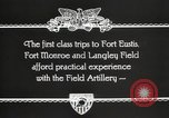 Image of West Point cadets Virginia United States USA, 1931, second 33 stock footage video 65675062471