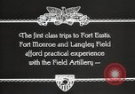 Image of West Point cadets Virginia United States USA, 1931, second 38 stock footage video 65675062471