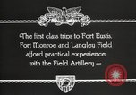 Image of West Point cadets Virginia United States USA, 1931, second 39 stock footage video 65675062471