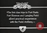 Image of West Point cadets Virginia United States USA, 1931, second 41 stock footage video 65675062471