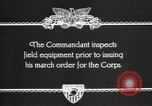 Image of West Point cadets United States USA, 1931, second 10 stock footage video 65675062474
