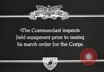 Image of West Point cadets United States USA, 1931, second 11 stock footage video 65675062474