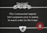 Image of West Point cadets United States USA, 1931, second 13 stock footage video 65675062474