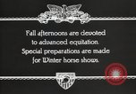 Image of West Point cadets United States USA, 1931, second 3 stock footage video 65675062476