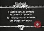 Image of West Point cadets United States USA, 1931, second 6 stock footage video 65675062476