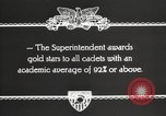 Image of West Point cadets United States USA, 1931, second 29 stock footage video 65675062478