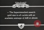 Image of West Point cadets United States USA, 1931, second 34 stock footage video 65675062478