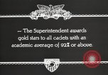 Image of West Point cadets United States USA, 1931, second 36 stock footage video 65675062478