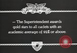 Image of West Point cadets United States USA, 1931, second 38 stock footage video 65675062478