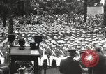 Image of West Point cadets United States USA, 1931, second 52 stock footage video 65675062482