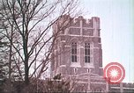 Image of West Point Military Academy New York United States USA, 1969, second 18 stock footage video 65675062485