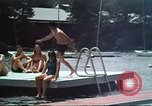 Image of West Point Camp Buckner summer activities West Point New York USA, 1969, second 20 stock footage video 65675062488
