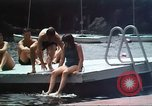 Image of West Point Camp Buckner summer activities West Point New York USA, 1969, second 21 stock footage video 65675062488