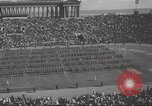 Image of football match Chicago Illinois USA, 1963, second 10 stock footage video 65675062496
