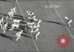 Image of football match Chicago Illinois USA, 1963, second 15 stock footage video 65675062496
