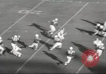 Image of football match Chicago Illinois USA, 1963, second 24 stock footage video 65675062496
