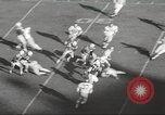 Image of football match Chicago Illinois USA, 1963, second 25 stock footage video 65675062496
