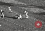Image of football match Chicago Illinois USA, 1963, second 37 stock footage video 65675062496