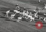 Image of football match Chicago Illinois USA, 1963, second 38 stock footage video 65675062496