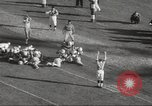 Image of football match Chicago Illinois USA, 1963, second 42 stock footage video 65675062496