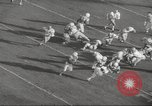 Image of football match Chicago Illinois USA, 1963, second 49 stock footage video 65675062496