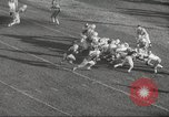 Image of football match Chicago Illinois USA, 1963, second 56 stock footage video 65675062496
