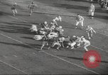 Image of football match Chicago Illinois USA, 1963, second 57 stock footage video 65675062496