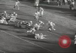 Image of football match Chicago Illinois USA, 1963, second 58 stock footage video 65675062496