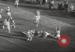 Image of football match Chicago Illinois USA, 1963, second 60 stock footage video 65675062496