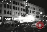 Image of film premier Los Angeles California USA, 1961, second 7 stock footage video 65675062501