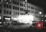 Image of film premier Los Angeles California USA, 1961, second 9 stock footage video 65675062501