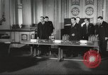 Image of British and French officials Europe, 1962, second 20 stock footage video 65675062504